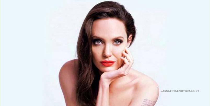 """Angelina Jolie quiere un mundo con """"más mujeres malvadas"""""""