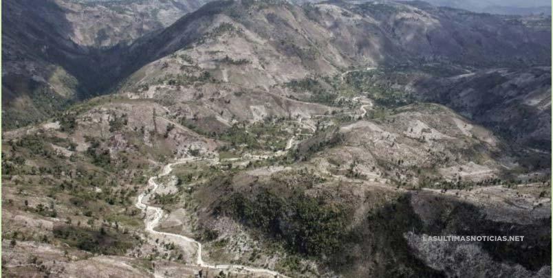 La degradación ambiental de Haití tiene un impacto devastador en futuro nación caribeña