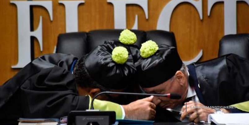 """TSE declara """"inadmisible"""" recurso buscaba impedir inscripción de Leonel e Hipólito"""