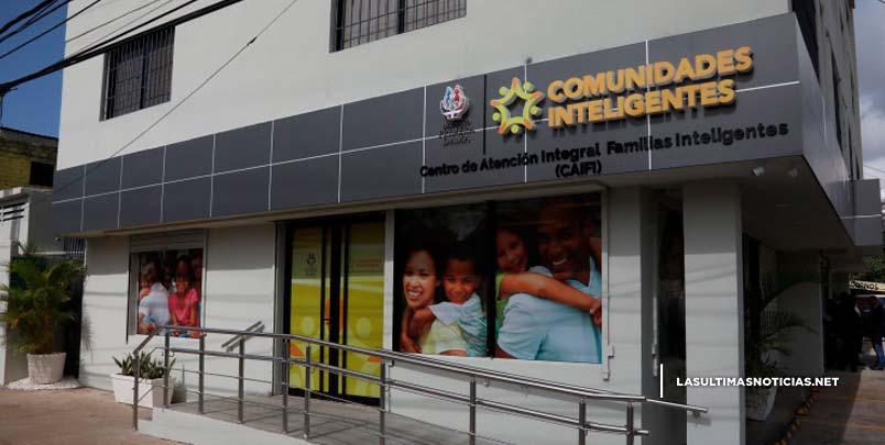 Miles de familias de SDE se beneficiarán con ampliación de servicios en nuevo local CAIFI, del Despacho Primera Dama