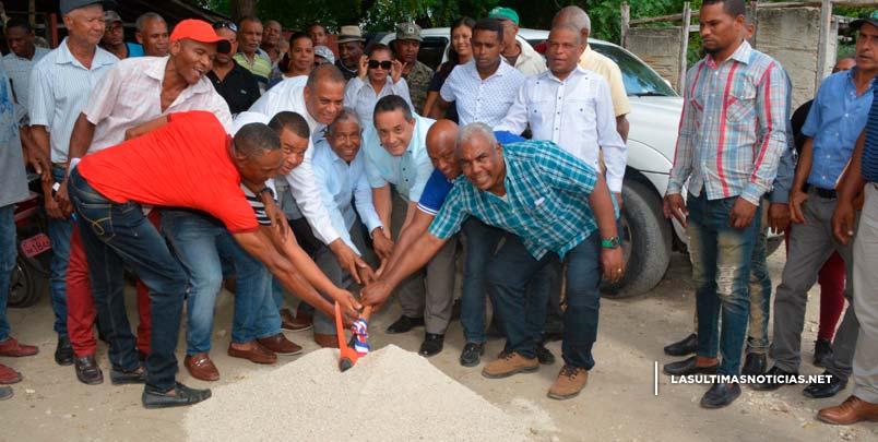 En beneficio de 356 productores de Tamayo, Gobierno inicia trabajos para completar 18 kilómetros de canales de riego