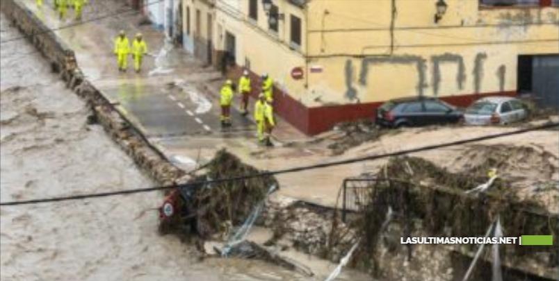 Ascienden a cuatro las víctimas mortales por las fuertes lluvias en España