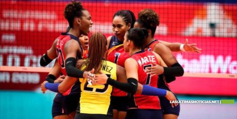 Las Reinas del Caribe derrotan a Camerún en la Copa del Mundo