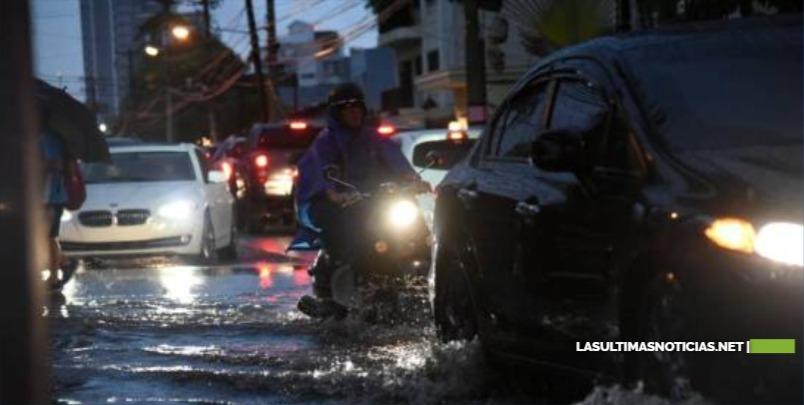 El COE sube a 23 las provincias en alerta por lluvias