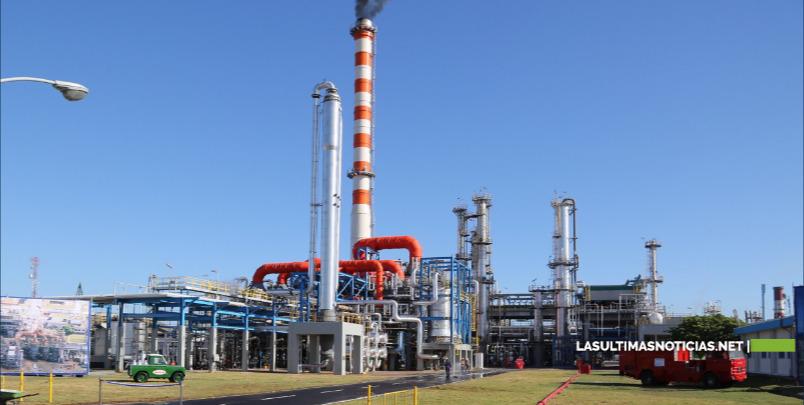 Refidomsa PDV despacha productos con normalidad, excepto Fuel oil importado
