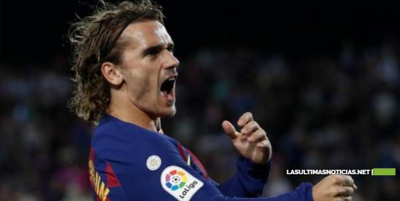 El Barcelona, multado con 300 euros por el fichaje de Griezmann
