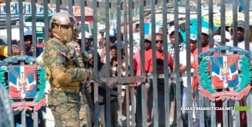 República Dominicana refuerza vigilancia en frontera ante disturbios en Haití