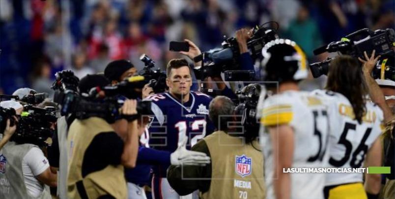 Brady y Patriots inician con victoria defensa título del Super Bowl