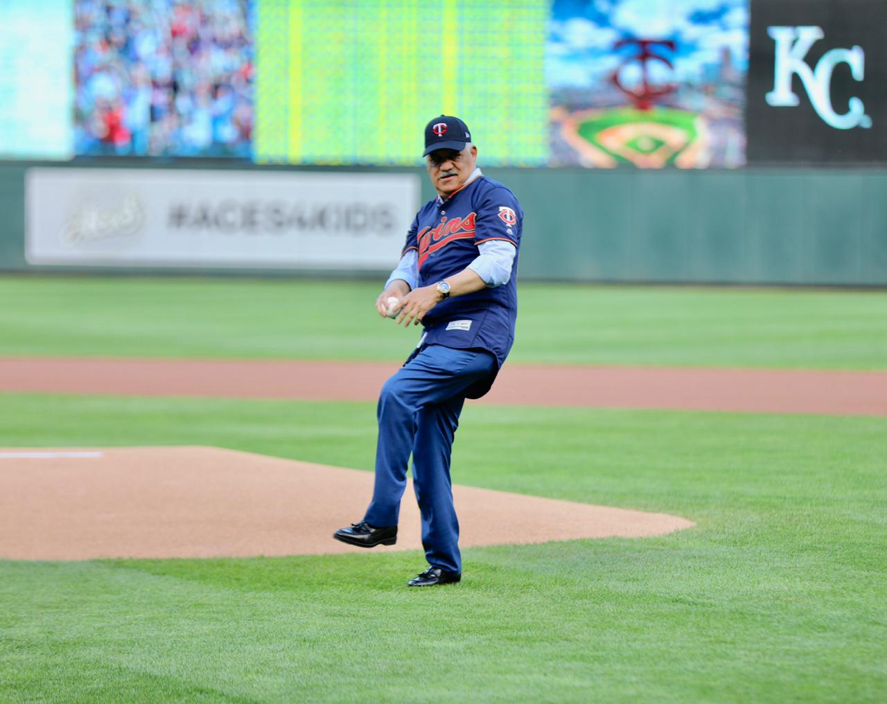 Canciller Miguel Vargas pondera aportes beisbolistas dominicanos a imagen nacional
