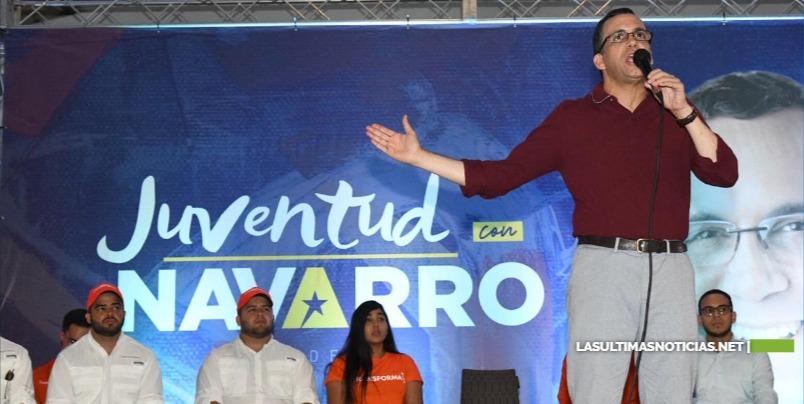 Andrés Navarro propulsará el desarrollo tecnológico para crear mayores oportunidades para los jóvenes