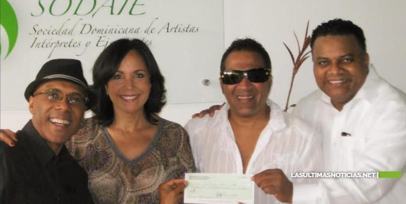 RD$12.1 millones en pago de derechos conexos, reciben Cantantes y músicos dominicanos este año