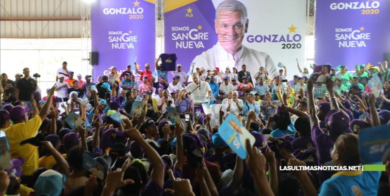 Gonzalo Castillo aseguró que barrerá en las primarias de octubre