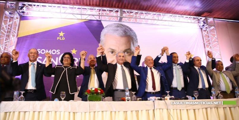 Mayoría de senadores endosa apoyo a Gonzálo Castillo