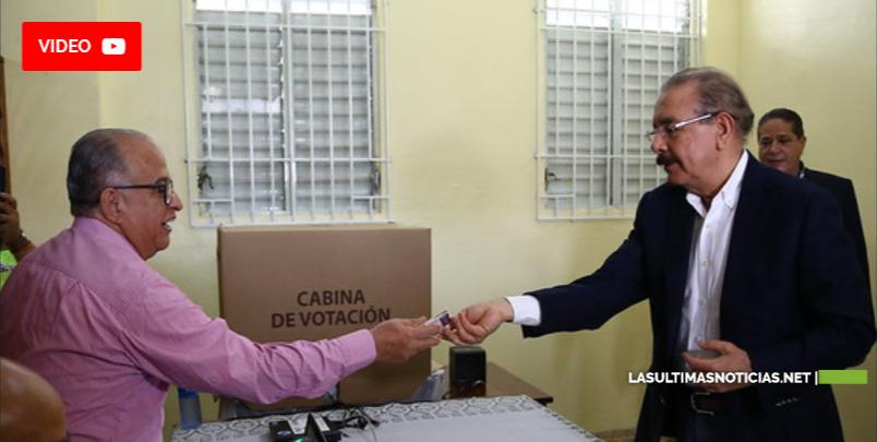 Danilo Medina habla sobre elecciones primarias 2020