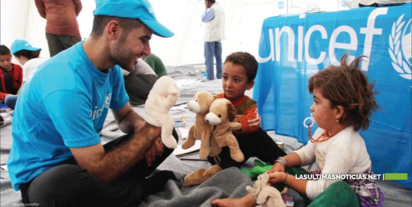 Informe de Unicef : Uno de cada tres niños está desnutridos