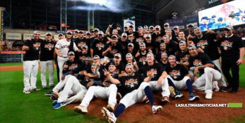 Astros vencen a Rays y van contra Yankees en la Serie de Campeonato de la Liga Americana