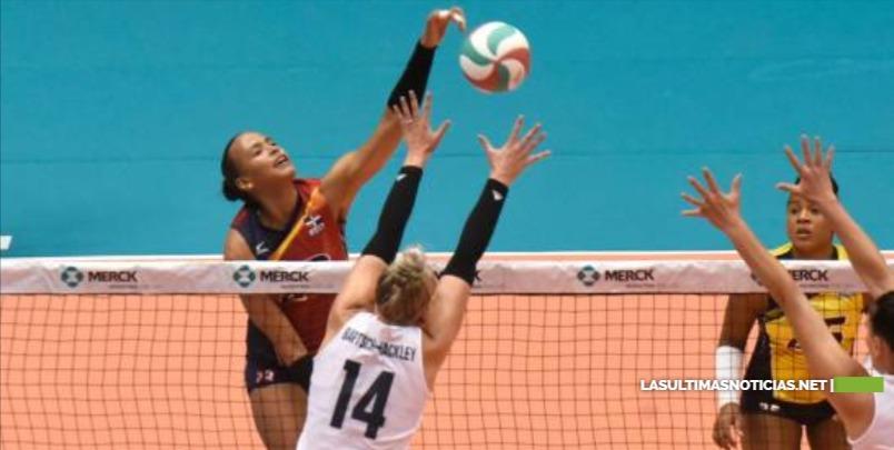 Estados Unidos vence a Republica Dominicana en torneo Norceca