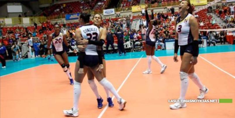 Las Reinas del Caribe vencen a Estados Unidos y son las campeonas del Norceca 2019