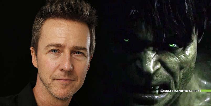 Edward Norton, Hulk2 despedido en avengers