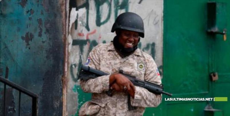 Jovenel Moise trata de apaciguar las protestas el día en que la ONU deja Haití