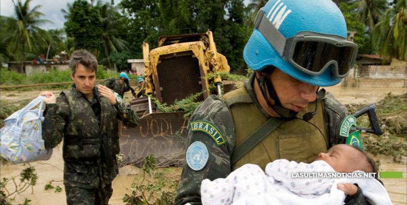 ONU retira misión de apoyo en Haití
