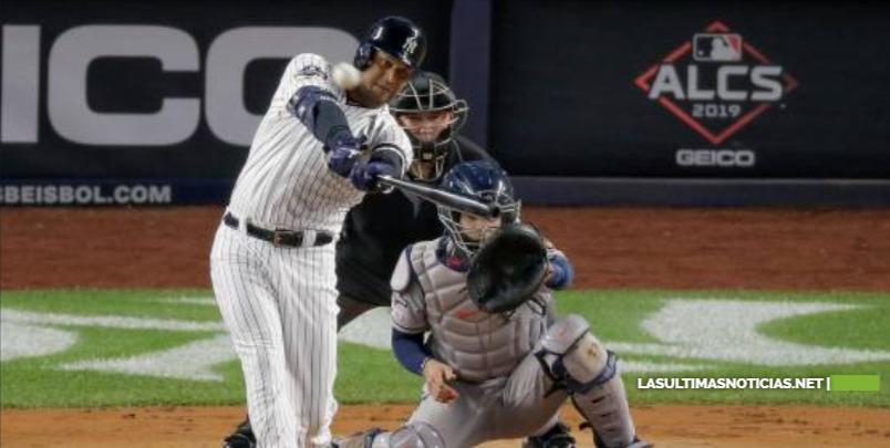 Los Yankees vencen a Astros y se acercan 3-2 en la serie de campeonato de la Liga Americana