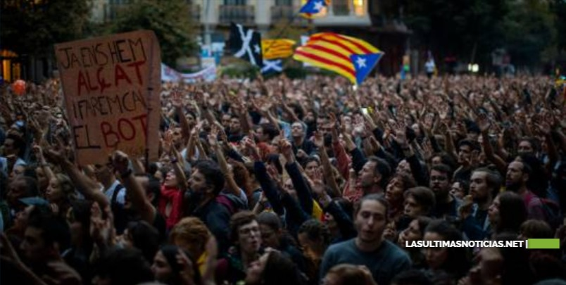 """En Cataluña hay un problema de""""estricto orden público"""""""