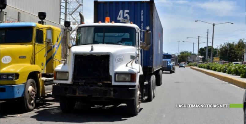 Vehículos de carga no podrán circular en Navidad y Año Nuevo