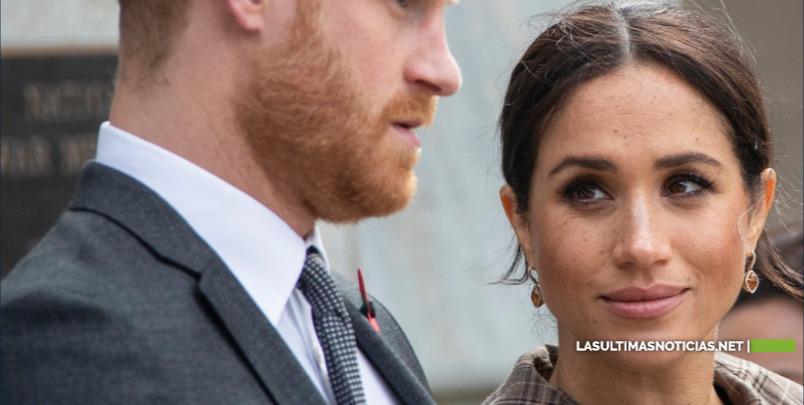 ¿El príncipe Harry y Meghan sufren crisis matrimonial?