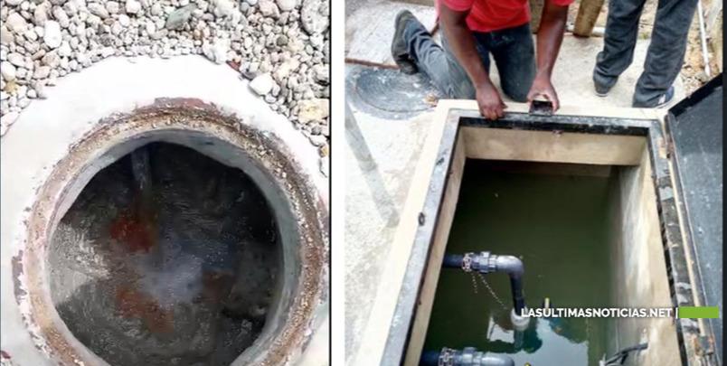 Importante mejora del servicio de agua en SDE y otros puntos del GSD