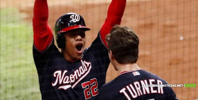 Los Nacionales de Washington ganan la Serie Mundial