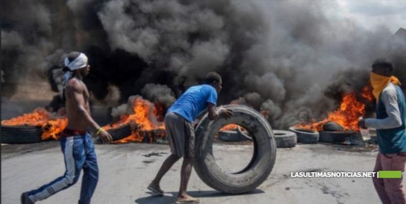 Al menos 17 muertos y 189 heridos en dos semanas de protestas en Haití