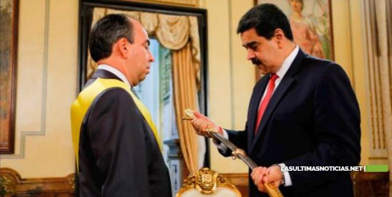 Maduro llama a fortalecer la cooperación militar y de inteligencia con Cuba