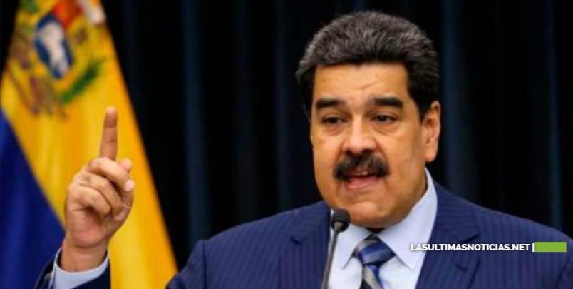 Maduro advierte a Colombia que Duque y Uribe planean guerra contra Venezuela
