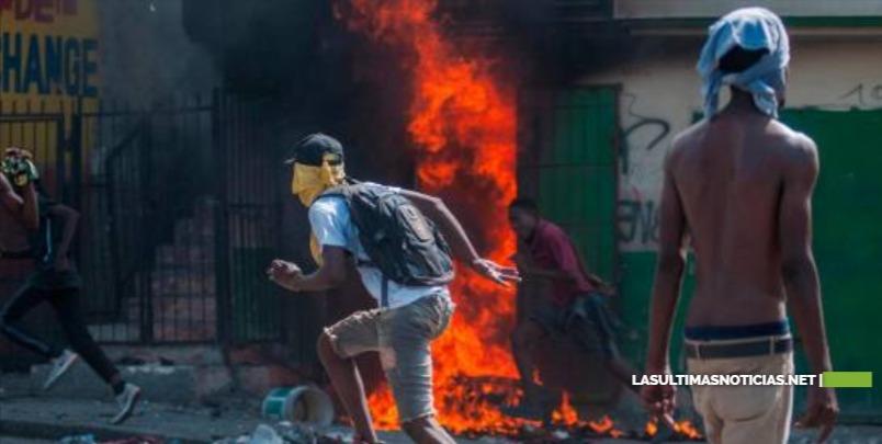 Decenas de organizaciones haitianas reclaman la renuncia de Moise