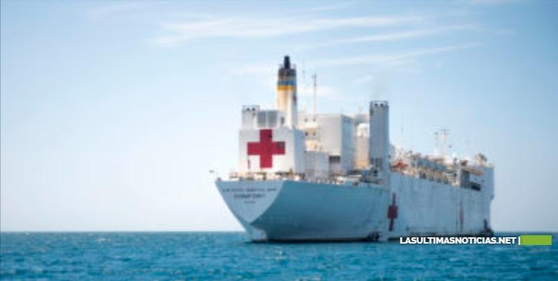 Buque hospital Comfort de los EE.UU vendrá a República Dominicana; ofrecerá servicios gratuitos