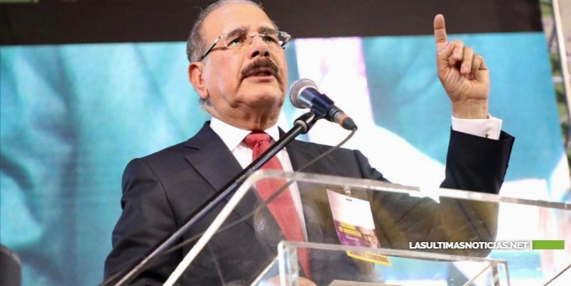 Danilo Medina dice que ha gobernado mejor que Leonel y nadie le regaló nada