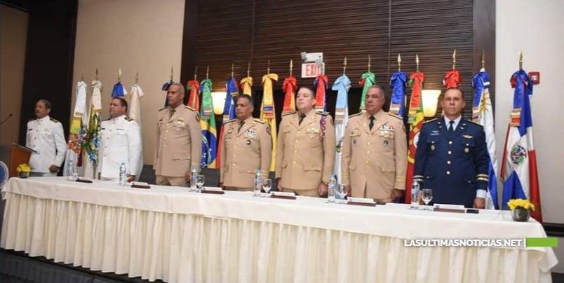 """Ministerio de Defensa encabeza acto de clausura """"XX Conferencia de Directores Colegios Defensa Iberoamericanos"""""""