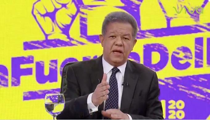 Leonel Fernández pedirá a la JCE una auditoría de equipos del voto automatizado