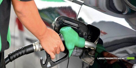 Gasolina, combustible, glp