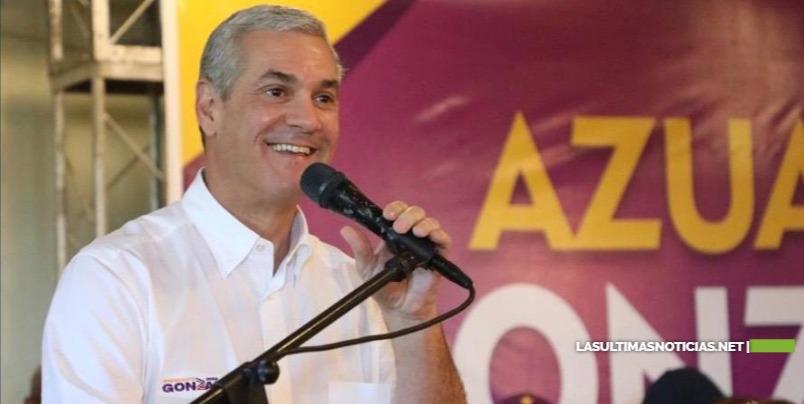 Gonzalo Castillo asegura ganará elecciones en primera vuelta en mayo del 2020