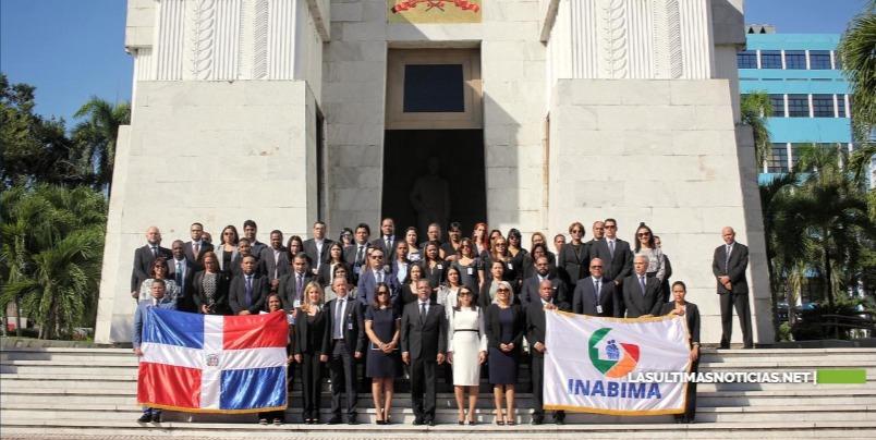 Director del INABIMA destaca avances de la Institución