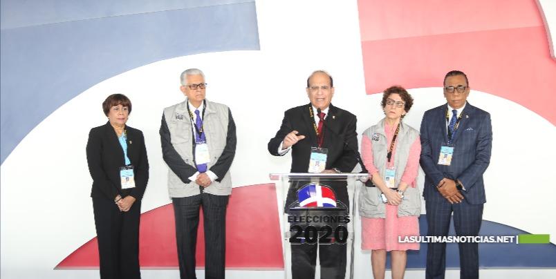Elecciones: Pleno emite cómputo Primarias Simultáneas PLD y PRM