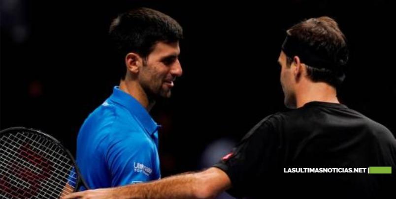 Roger Federer liquida a Novak Djokovic, y Rafael Nadal acabará el año como número uno