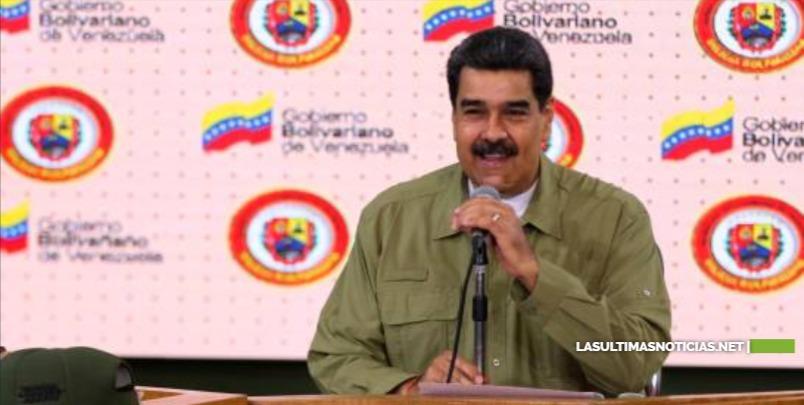 """Nicolas Maduro advierte con aplicar """"justicia y legalidad"""" si Juan Guaidó hace algo ilegal"""
