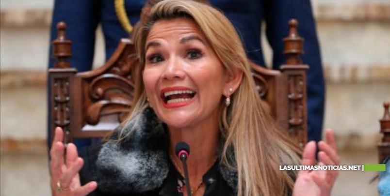 La presidenta boliviana Jeanine Añez cancela un viaje en el país por temor a un atentado