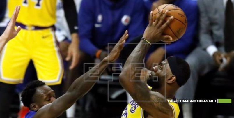 Los Angeles Lakers ya tienen mejor marca de la liga; Los Kings de Sacramento pueden con Boston Celtics