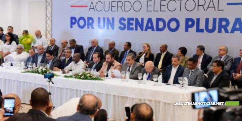 Partidos politicos negocian pactos hasta última hora; hoy deben formalizar las alianzas