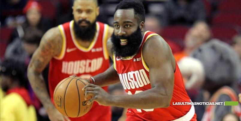 Harden y Westbrook dan a Rockets octavo triunfo consecutivo