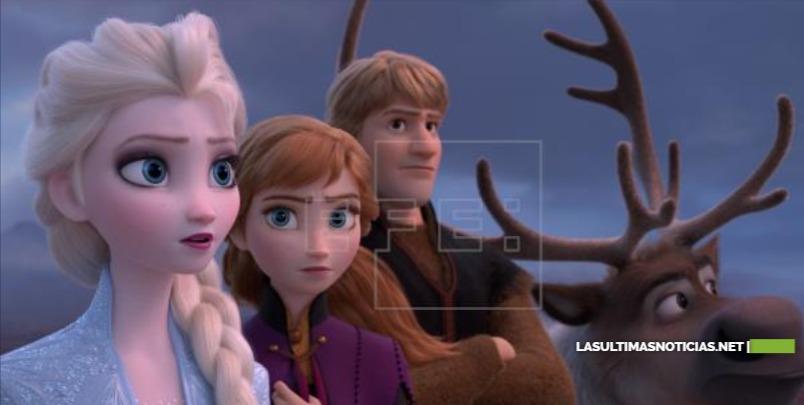 """La magia helada de """"Frozen"""" regresa a los cines de Estados Unidos"""